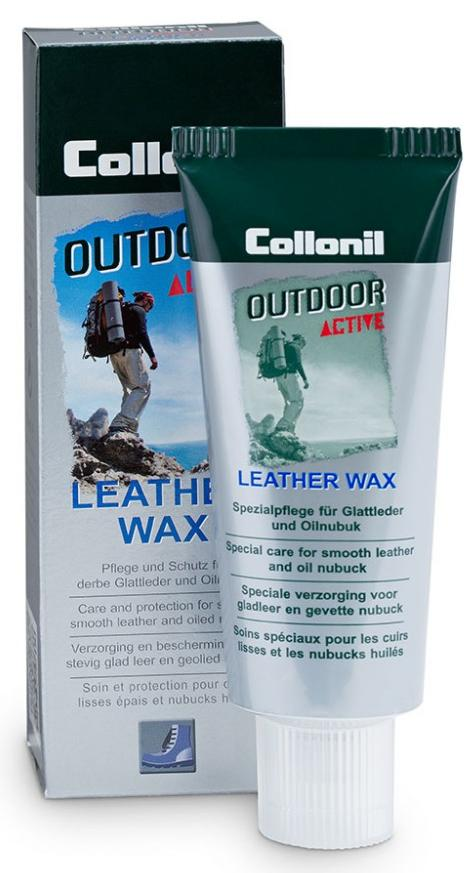 Outdoor Active Leather Wax